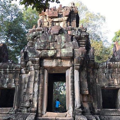 King Jayavarman VII's Palace