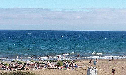 ...blått hav så langt du ser..