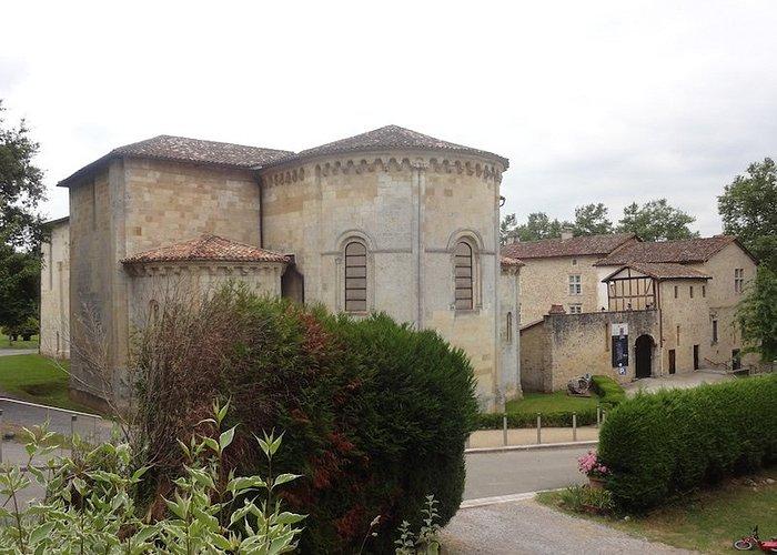 Abbaye d'Arthous, Hastingues (Landes, Nouvelle Aquitaine), France.