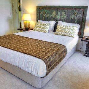 Apartamento 5 - quarto de dormir