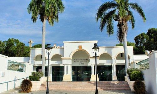 Panteon Nacional Roman Baldorioty de Castro