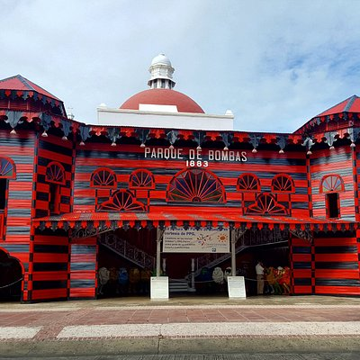 "Historic Fire Station Museum of Ponce ""Parque de Bombas """