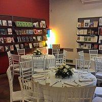 Cenare tra i Libri