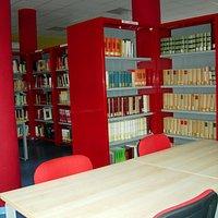 """La Biblioteca comunale """"Massimo Rinaldi"""" di Policoro"""