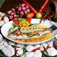 Fresh Fish - Thai Style, simply delicious