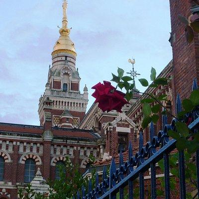 La basilique Notre-Dame de Brebières