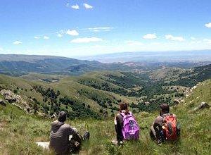 Hiking the Falakro Mountain!