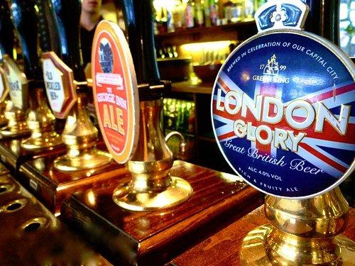 Enjoy a walk through London's liquid history...