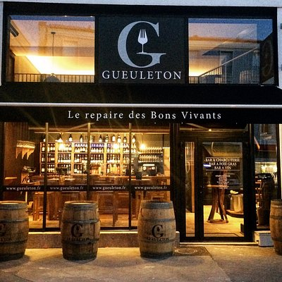 Gueuleton