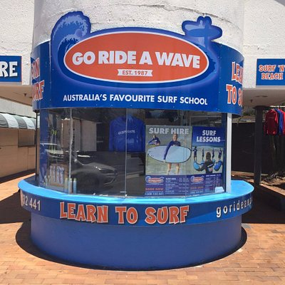 Go Ride A Wave Shop