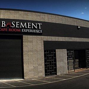 Building Exterior - 3440 Polaris Ave. Las Vegas, NV 89102