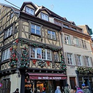 Un Noël en Alsace