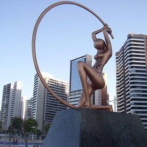 Statua de Iracema