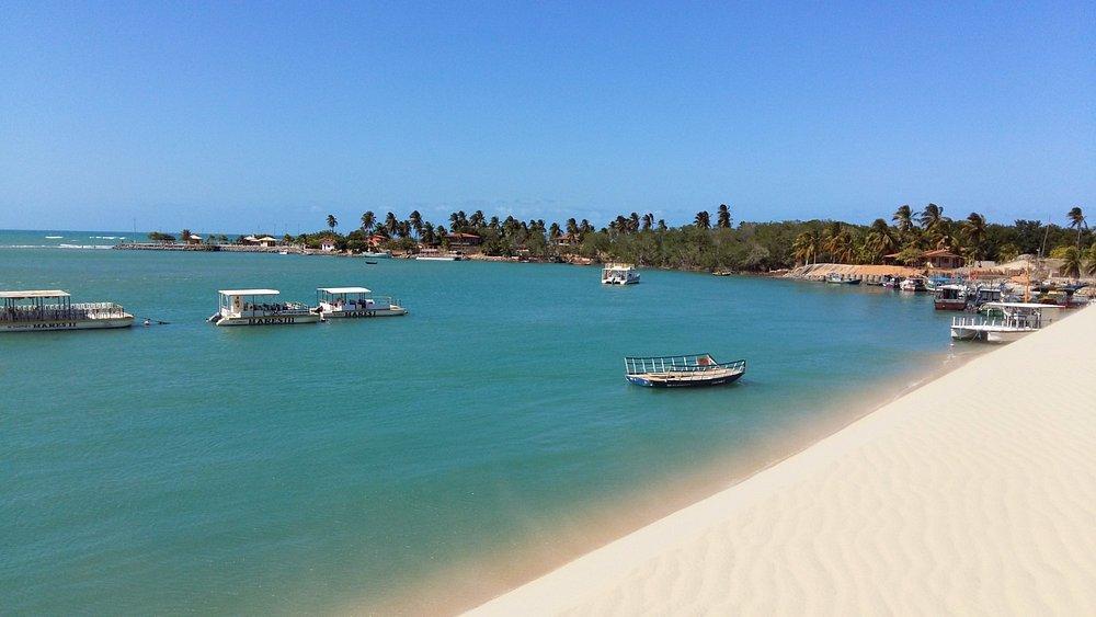 Duna, Rio e Catamarãs