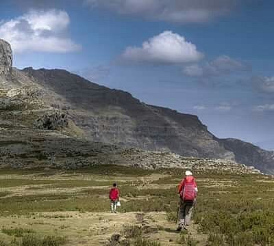 Abune Yosef Trekking