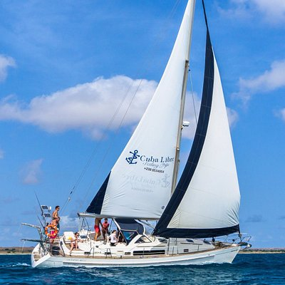 Cuba Libre sailing yatch a safe beautiful beneteau 40
