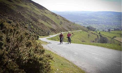Moel Famau Ride From Ruthin