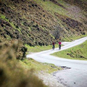 Moel Famau Ride From Ruthin