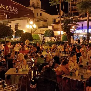 We have a large Terrace with outdoor TV to enjoy long summers evenings.