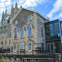 Guelph Civic Museum, located next to Basilica of Our Lady Immaculate.