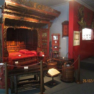 Room display Macau museum