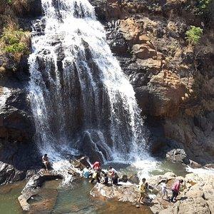 Lake Vaitarna Waterfall