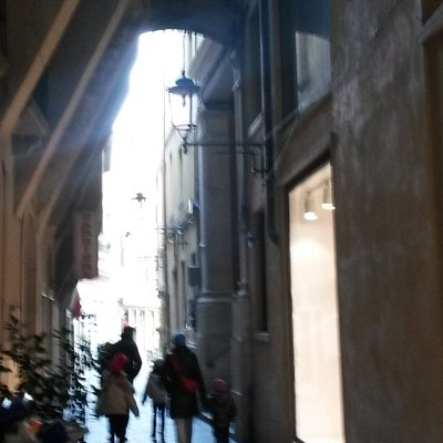 Calle del Podestà