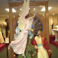 Gethsemane Sculpture at Cathedral Museum