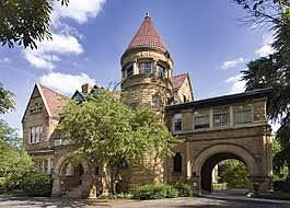 Brookside, the Bass Mansion at the University of Saint Francis