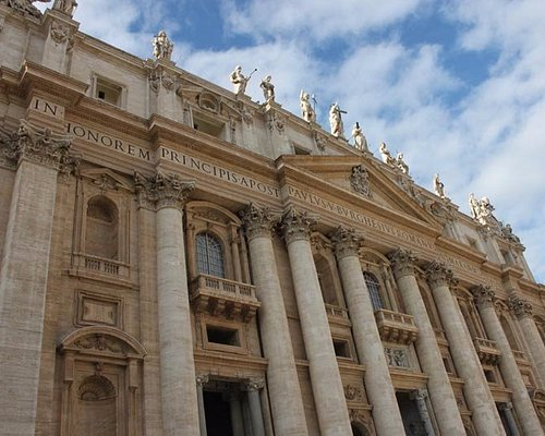 Vatican Tour - St.Peter's Basilica