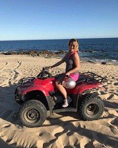 Part of the beach tour