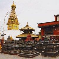 Swayambhunath (Monkey Temple )