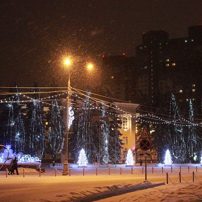 снежность и пушистость зашкаливает этой зимой однозначно!)))