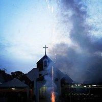 Fireworks @ Church!