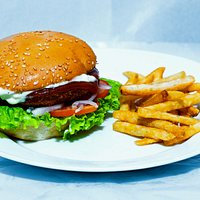 GRILL BEEF BURGER