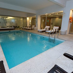 The Pool at the Awwa Suites & Spa