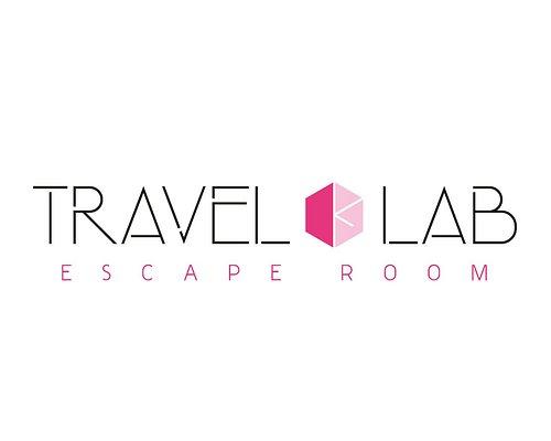 Travel Lab Logotipo