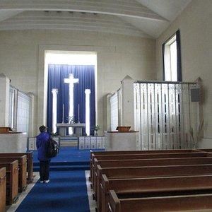 St Matthew's Church - Glass Church