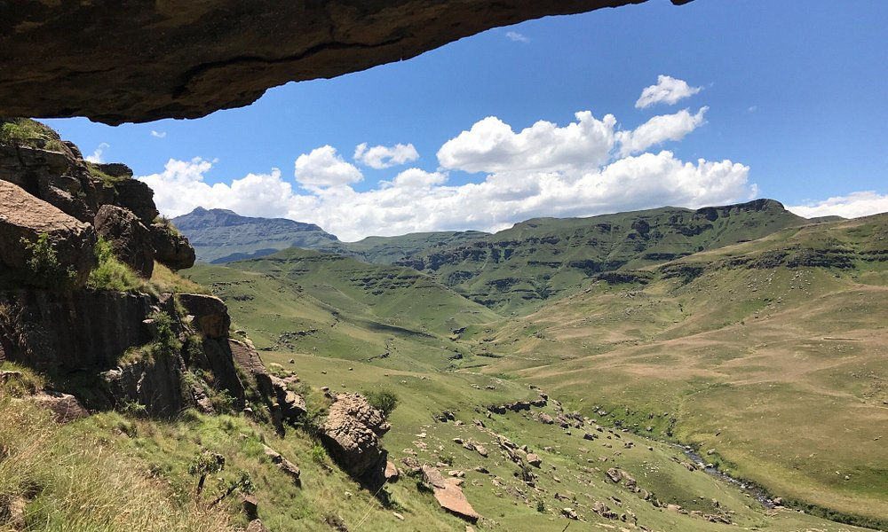 Starting at Cobham nature reserve we spent over five hours exploring the edge of the Drakensberg