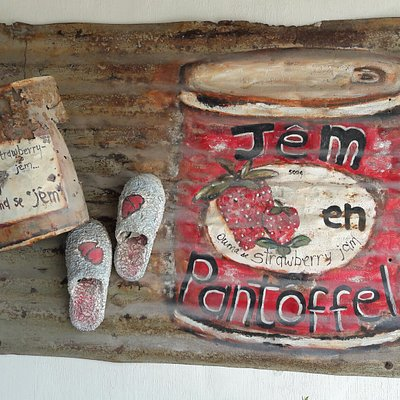 Pop into Jem & Pantoffels when you visit Paternoster.