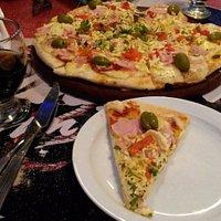 Pizza especial.