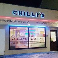 face of chilli's restaurant