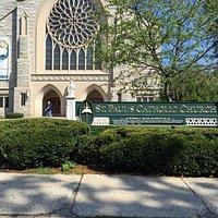 St. Paul's Catholic Church, Princeton