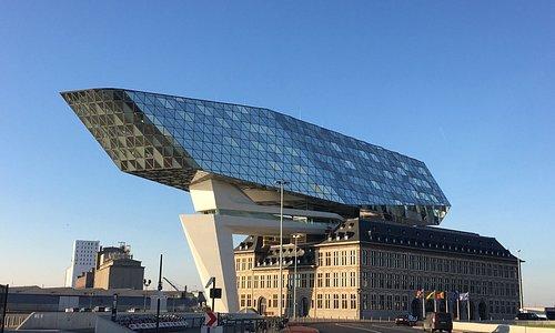 Antwerp's Port