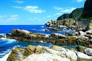 Sea view at North-coast, Taiwan