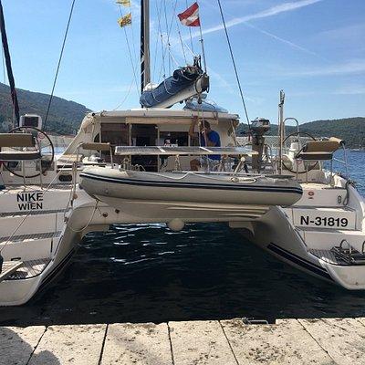Catamaran Nautitech 44