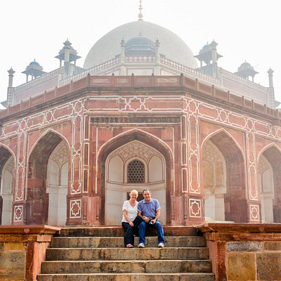 Humayun's Tomb Photo Tour