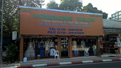 No.1 HongKong tailor