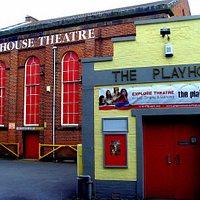 Preston Playhouse Entrance
