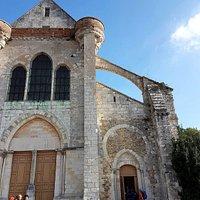 Collégiale Saint-Martin de Champeaux